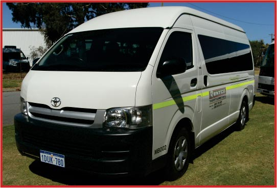 12 Seater Bus Hire