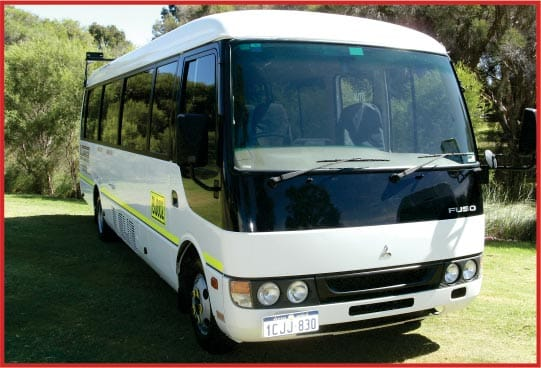 25 Seater Bus Hire