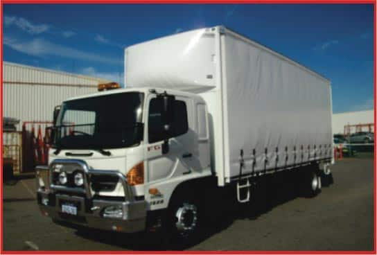 Rigid Truck Hire