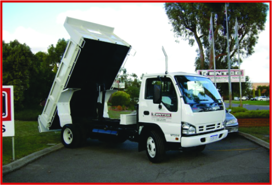 Mini Tipper Hire